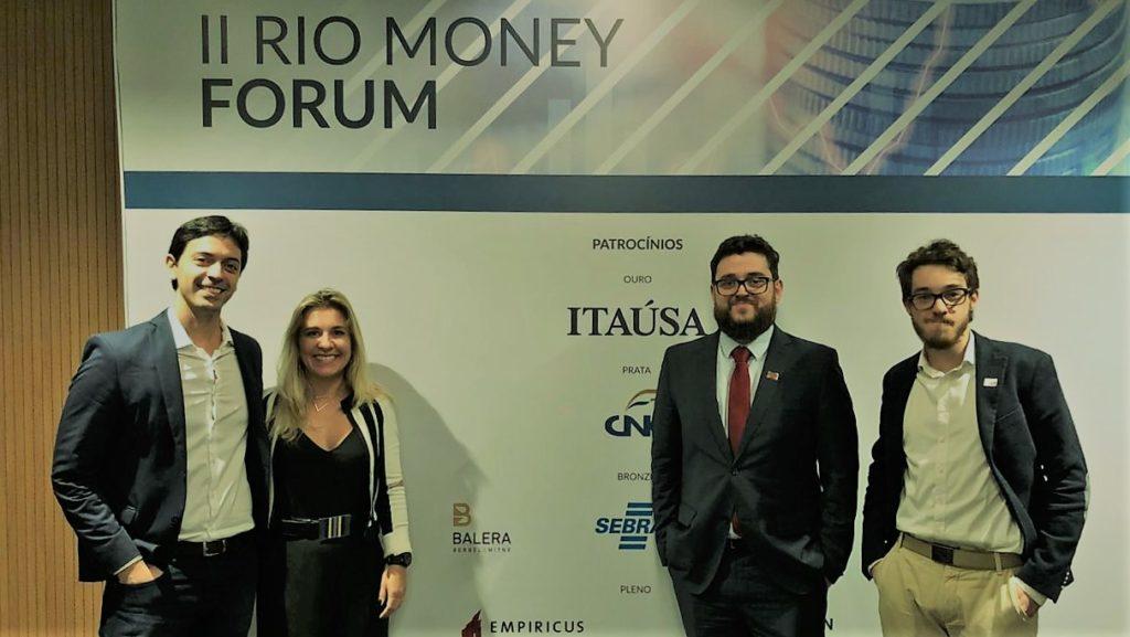 Sócio do Balera Advogados modera um dos painéis do II Rio Money Forum, da FGV