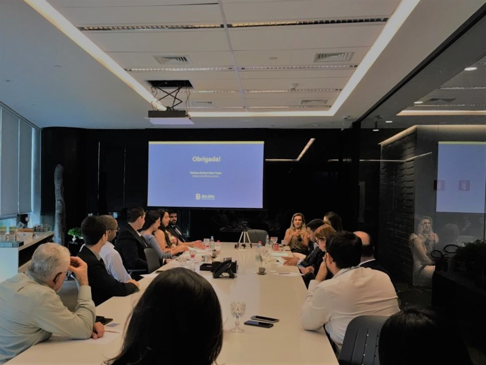 Sócia do Balera, Berbel & Mitne palestra sobre Limbo Previdenciário