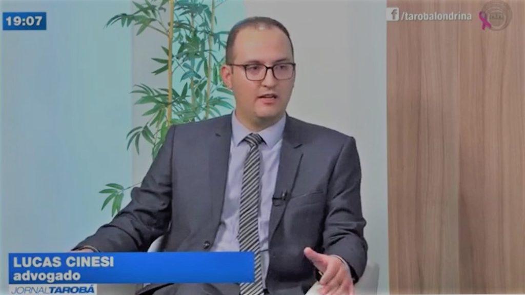TV entrevista advogado do BBM sobre a Lei da Liberdade Econômica